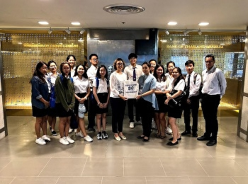 Experiential Education in Financial Literacy Project Bank of Thailand Museum, Bangkok 16th March 2019