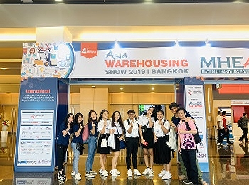 Asia Warehousing Show 2019 Bitec Convention Center,ฺ Bangkok