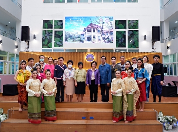 Activities to promote learning of Thai identity and royal lifestyle